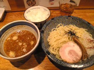 麺や庄の@市ヶ谷(2)