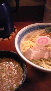 麺恋処 いそじ@代々木(2)