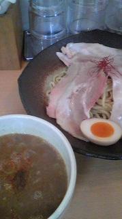 とろ肉つけ麺 魚とん@小川町