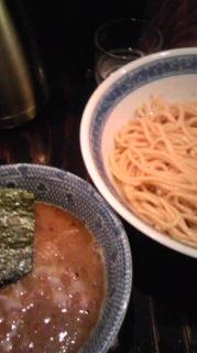 俺の麺 春道@新宿