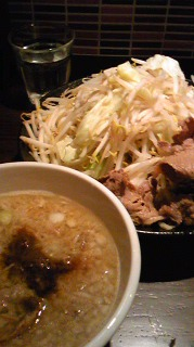 製麺所 豚とこむぎ2號@神保町