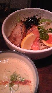 麺や 庄の@市ヶ谷(3)