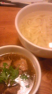 刀削麺の王様@小川町
