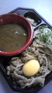 肉玉そば おとど@大つけ麺博2011