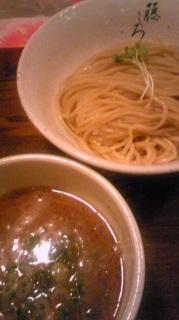 濃厚鶏白湯ラーメン・つけ麺 麺屋 藤しろ@目黒