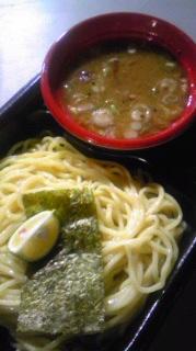 麺徳二代目 つじ田@大つけ麺博2012
