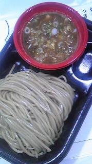 中華蕎麦 とみ田@大つけ麺博2012
