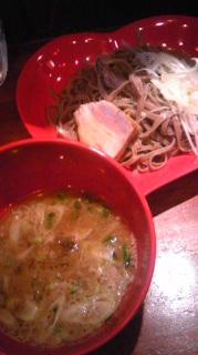 ローリング蕎麦ットJ@渋谷